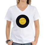 Funky ass shit Women's V-Neck T-Shirt