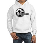 I love futbol Hooded Sweatshirt