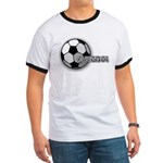 I love futbol Ringer T
