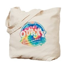 Ouray Old Circle Tote Bag