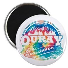 Ouray Old Circle Magnet