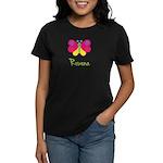 Rowena The Butterfly Women's Dark T-Shirt