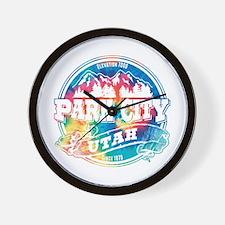 Park City Old Circle Wall Clock