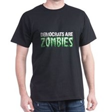 Democrat Zombies T-Shirt