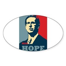 Rick Santorum New Hope Decal