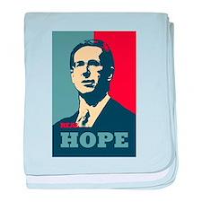 Rick Santorum New Hope baby blanket