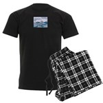 Endurance Men's Dark Pajamas
