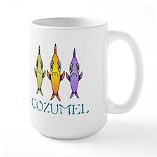 3-Fishes Mug