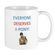Vermin Supreme Mug