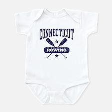 Connecticut Rowing Infant Bodysuit