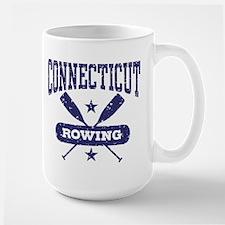 Connecticut Rowing Large Mug