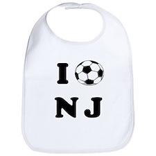 New Jersey soccer Bib