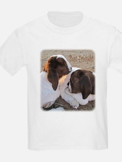 Cute Best friends kids T-Shirt