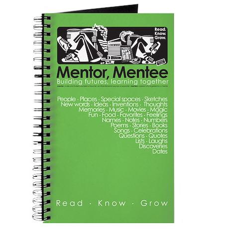 Mentor, Mentee Journal (Green)
