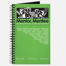 Mentor, Mentee Journal (Green)