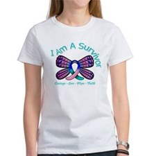 Thyroid Cancer I 'm A Survivor Tee