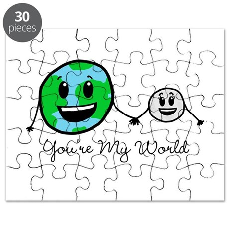 You're My World Puzzle