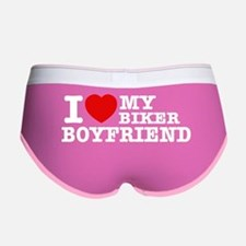 I love my Biker Boyfriend Women's Boy Brief