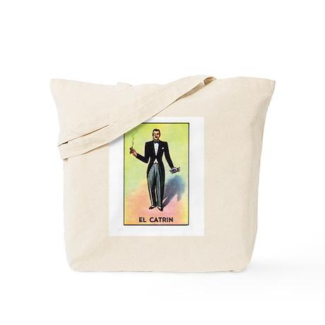 El Catrin Tote Bag