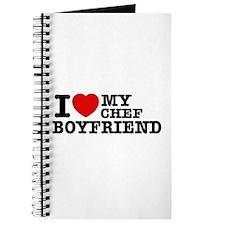 I love my Chef Boyfriend Journal