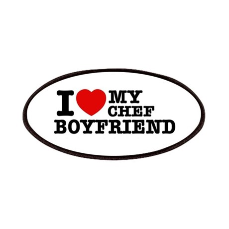 I love my Chef Boyfriend Patches
