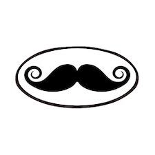 Moustache Patch