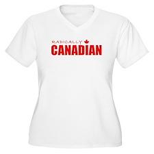 Radically Canadian by Tigana T-Shirt