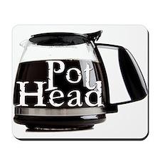 POT HEAD Mousepad