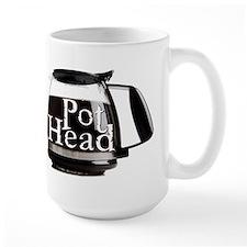 POT HEAD Ceramic Mugs