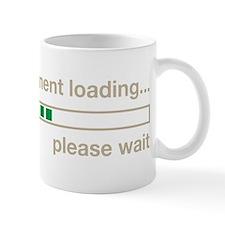 Sarcastic Comment Loading Mug