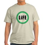 Life Begins At Conception Light T-Shirt