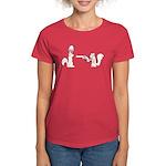 Funny Squirrels Women's Dark T-Shirt