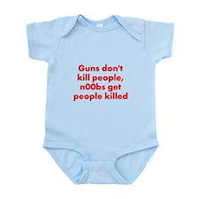 n00bs are killers Onesie