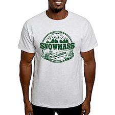 Snowmass Old Circle T-Shirt