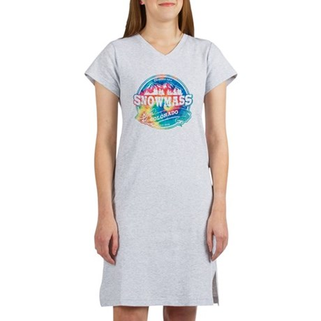 Snowmass Old Circle Women's Nightshirt