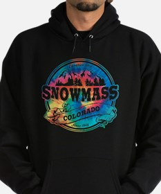 Snowmass Old Circle Hoodie (dark)