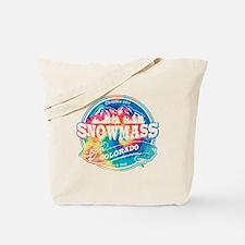 Snowmass Old Circle Tote Bag