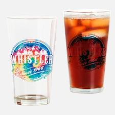 Whistler Old Circle Drinking Glass