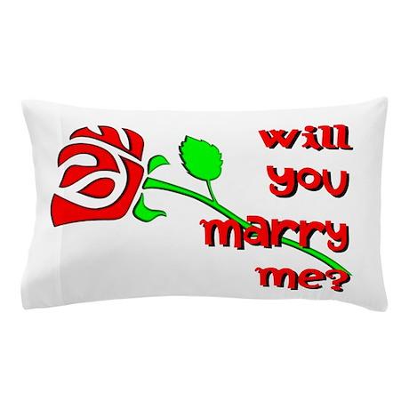 Proposal Pillow Case