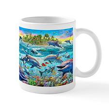 Dolphin Reef Mug