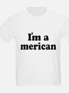 I'm American T-Shirt