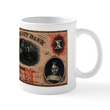 Allegany County Bank Mug