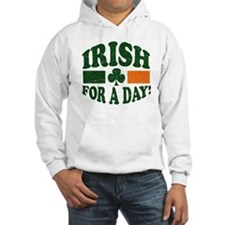 Irish for a day Jumper Hoody
