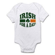 Irish for a day Infant Bodysuit