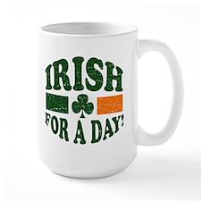 Irish for a day Mug