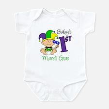 Baby First Mardi Gras Infant Bodysuit