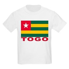 Togo Flag Kids T-Shirt