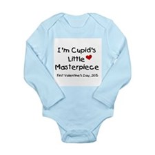2015 Cupid's Little Ma Long Sleeve Infant Bodysuit