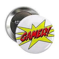 "Gamer Star 2.25"" Button (100 pack)"