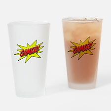 Gamer Star Drinking Glass